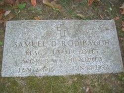 Samuel David Rodibaugh