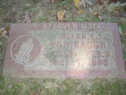 Helen Elsie <I>Mcsweeney</I> Rodibaugh