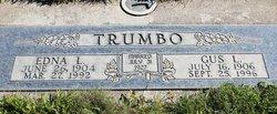 Edna L <I>Anderson</I> Trumbo