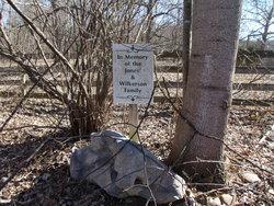 Jones Wilkerson Family Cemetery