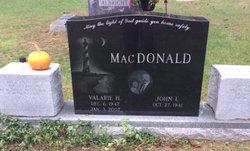Valarie H. MacDonald