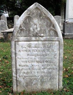 Anna Maria Thomasina Blackburn Washington