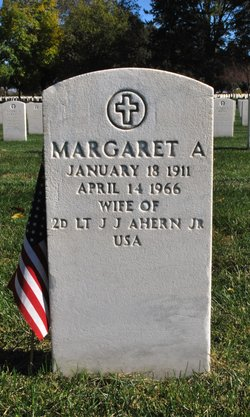 Margaret A Ahern