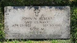 John N Albert