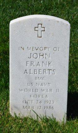 John Frank Alberts