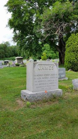 Ada T. <I>Morris</I> James