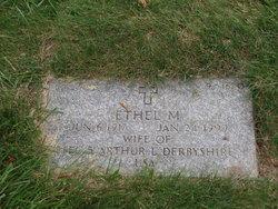 Ethel M Derbyshire