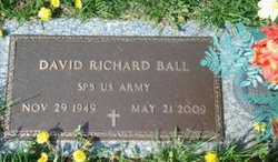 "David Richard ""Butch"" Ball"