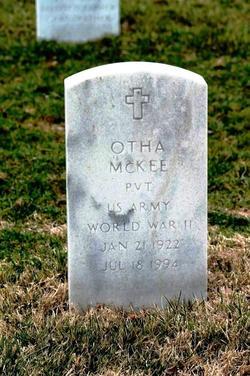 Otha Mckee