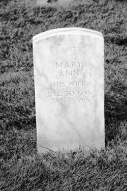 Mary Ann <I>Boese</I> Baebler