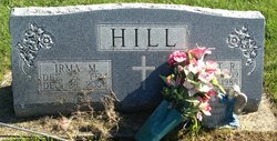 Irma M. <I>Peters</I> Hill