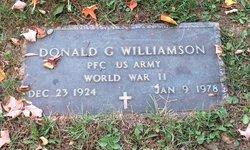 Donald G. Williamson