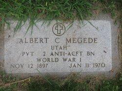 Albert Clevenger Megede