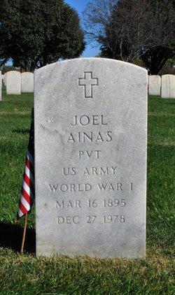 Joel Ainas