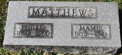Phillip Matthews