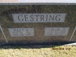 Mary Beatrice <I>Davis</I> Gestring