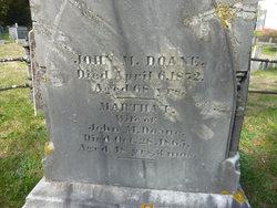Martha F. Doane