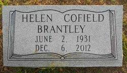 Helen <I>Cofield</I> Brantley