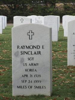Raymond E Sinclair