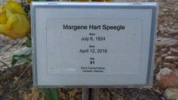 Margene <I>Speegle</I> Speegle