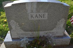 3224ca419 Thomas C Kane (1905-1974) - Find A Grave Memorial