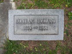 Bertram Holland
