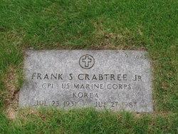 Frank S Crabtree, Jr