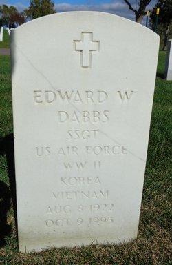 Edward W Dabbs