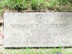 Herman Dahlstrom