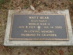 Watt Bear