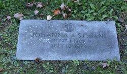 Johanna A Stefani