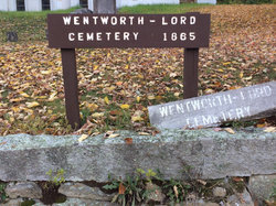 Wentworth-Lord Cemetery