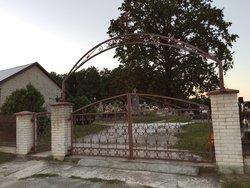 Cmentarz Parafialny w Radgoszczy