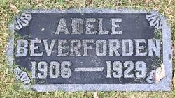 Adele Louisa Beverforden