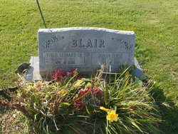 Donna Fern <I>Carr</I> Blair