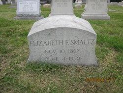 Elizabeth Frances Smaltz