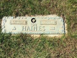 James Ronald Haines