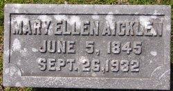Mary Ellen Aicklen