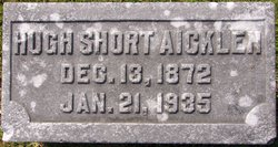 Hugh Short Aicklen