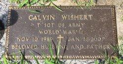 Calvin Wishert