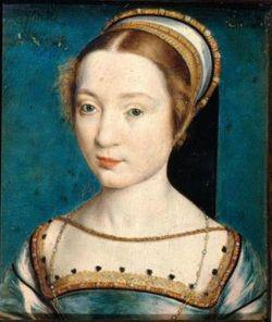 Mary <I>Boleyn</I> Carey Stafford