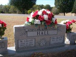 Era <I>Hosch</I> Hall