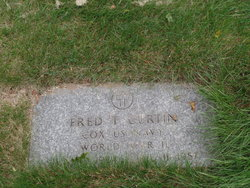 Fred T Curtin