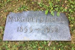 Margaret H Duncan