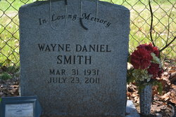 Wayne Daniel Smith