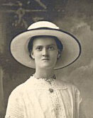 Clara Oldsdatter <I>Shellum</I> Sorbel