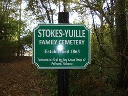 Stokes-Yuille Family Graveyard
