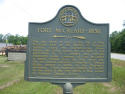 Fort McCreary/Fort Hill Burial Site