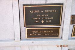Allen A Buskey
