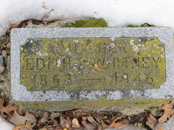 Edith Adelia <I>Eldridge</I> Whitney